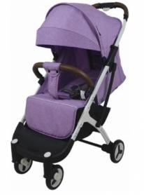Детская прогулочная коляска Yoya Plus 3 Фиолетовая (654561)