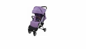 Детская прогулочная коляска Yoya Plus 3 Фиолетовая (654561) - Фото №2