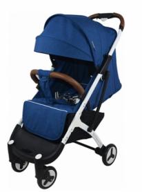 Детская прогулочная коляска Yoya Plus 3 Синяя (88541)
