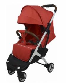 Детская прогулочная коляска Yoya Plus 3 Красная (215245)