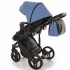 Детская коляска 2 в 1 Tako Junama Diamond 09 Синяя (13-JD09) - Фото №7