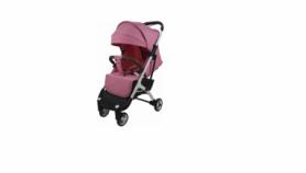 Детская прогулочная коляска Yoya Plus 3 Розовая (58745152) - Фото №2