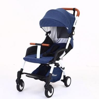 Детская коляска Yoya care Синяя (YY2018YP19)
