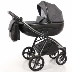 Детская коляска 2 в 1 Tako Extreme Flash 02 Темно-серая (13-EF02)