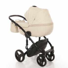 Детская коляска 2 в 1 Tako Junama Enzo 02 Бежевая (13-JE02)