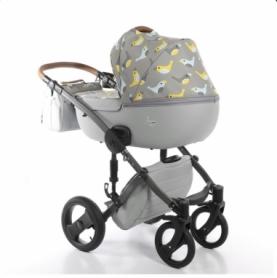 Детская коляска 2 в 1 Tako Junama Cosatto Skylark Серая (13-JCSl) - Фото №2