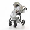 Детская коляска 2 в 1 Tako Junama Cosatto Skylark Серая (13-JCSl) - Фото №4