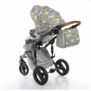 Детская коляска 2 в 1 Tako Junama Cosatto Skylark Серая (13-JCSl) - Фото №6