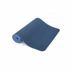 Коврик для йоги Bodhi Лотос Про 183 х 60 х 0.6 см Синий (lotus-pro-mat-blue)