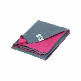 Коврик-полотенце для йоги Bodhi Ятра 183 х 60 х 01 см Розовый (yatra-towel-mat-pink)