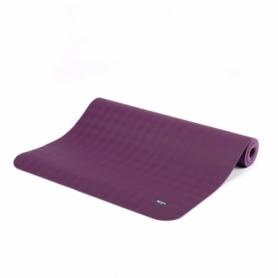 Коврик для йоги Bodhi Эко Про 185 х 60 х 0.4 см Фиолетовый (eco-pro-mat-aubergine)