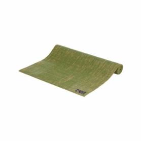 Коврик для йоги Bodhi Джут про 183 х 60 х 0.4 см Зеленый (jute-pro-mat-green)