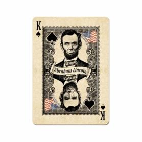 Карты для игры в покер USPCC Bicycle US Presidents Deluxe (krut_0679)