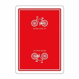 Карты для игры в покер USPCC Bicycle Inspire Red (krut_0657)