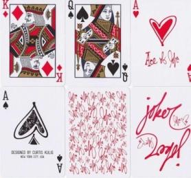 Карты для игры в покер Theory11 Love Me (krut_0717)