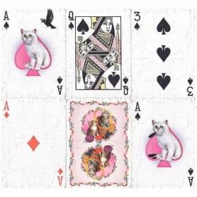 Карты для игры в покер Ellusionist Madison Kittens (krut_0719)