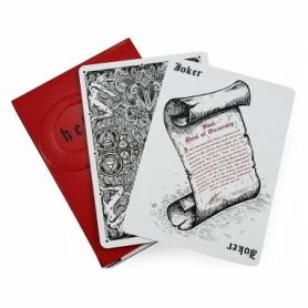 Карты для игры в покер Ellusionist The Madisson Hellions (krut_0748)