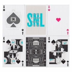 Карты для игры в покер Theory11 Saturday Night Live (krut_0739)