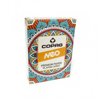 Карты для игры в покер Cartamundi Copag Neo Deck Mandala (krut_0691)