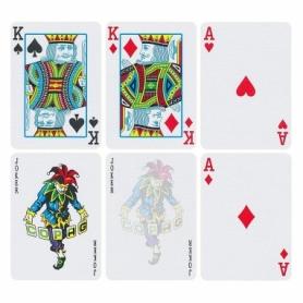 Карты для игры в покер Cartamundi Copag Neo Deck Mandala (krut_0691) - Фото №3