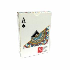 Карты для игры в покер Cartamundi Copag Neo Deck Mandala (krut_0691) - Фото №4