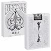 Карты для игры в покер Ellusionist Bicycle Ghost Legacy (krut_0651) - Фото №2