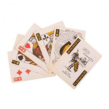 Карты для игры в покер Ellusionist BumbleBee (krut_0686)