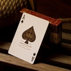 Карты для игры в покер Theory11 Monarch Red (krut_0727) - Фото №2
