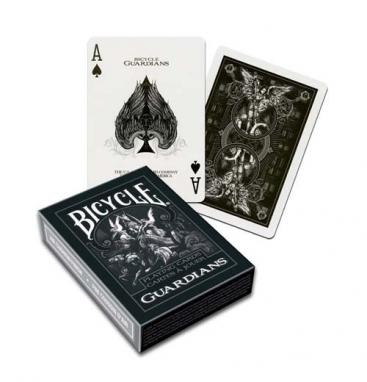 Карты для игры в покер USPCC Bicycle Guardians (krut_0653)