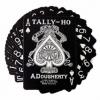 Карты для игры в покер USPCC Tally-Ho Viper (krut_0746) - Фото №2