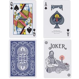 Карты для игры в покер Ellusionist Keepers Deck (krut_0716)