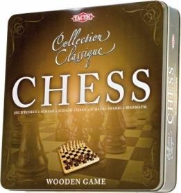 Игра настольная Tactic Шахматы (Chess)