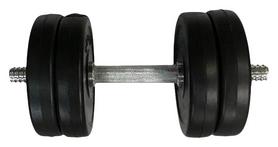 Гантель наборная композитная Newt Rock Pro-R, 11,5 кг (NE-PL-R-011)