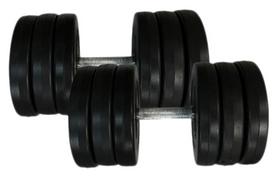 Гантели наборные композитные Newt Rock Pro-R 2 шт по 16,5 кг