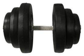 Гантель наборная композитная Newt Rock Pro-R, 19,5 кг (NE-PL-R-019)