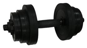 Гантель обрезиненная Newt PL, 12,5 кг (NE-PR-2019-125)