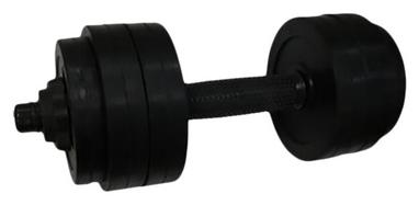 Гантель обрезиненная Newt PL, 14,5 кг (NE-R-2019-145)