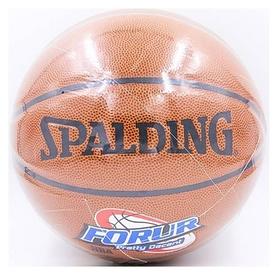 Мяч баскетбольный Spalding 74412 Slam PU № 7 (SP74412) - Фото №5