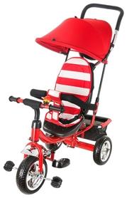 Велосипед детский 3х колесный Tobi Junior, красный (115001/red)