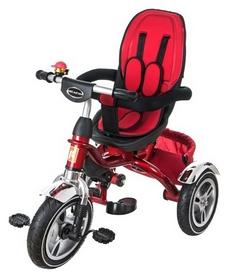 Велосипед детский 3х колесный Tobi Pro, красный (115003/red)