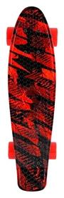 Скейтборд Tempish Buffy Artist blood, красный (1060000783/blood)