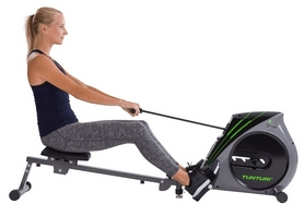 Тренажер гребной Tunturi Cardio Fit R20 Rower - Фото №8