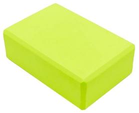 Йога-блок Pro Supra FI-5736-GR, зеленый
