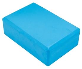 Йога-блок Pro Supra FI-5736-BL, синий