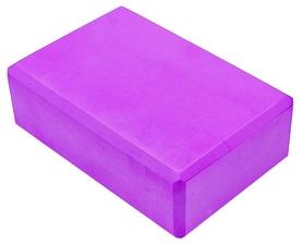 Йога-блок Pro Supra FI-5736-VI, фиолетовый