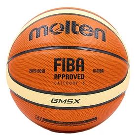 Мяч баскетбольный Molten BGM5X PU № 5