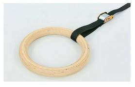 Распродажа! Кольца для кроссфита гимнастические Pro Supra FI-6211 - Фото №2