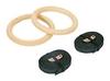 Распродажа! Кольца для кроссфита гимнастические Pro Supra FI-6211