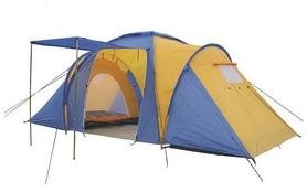 Палатка четырехместная Mountain Outdoor FAamily SY-100804