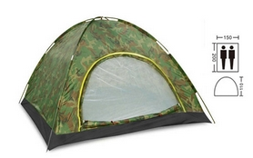 Палатка двухместная Mountain Outdoor SY-A-34-HG
